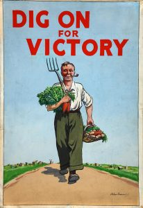 Kampanja Dig For Vicroty