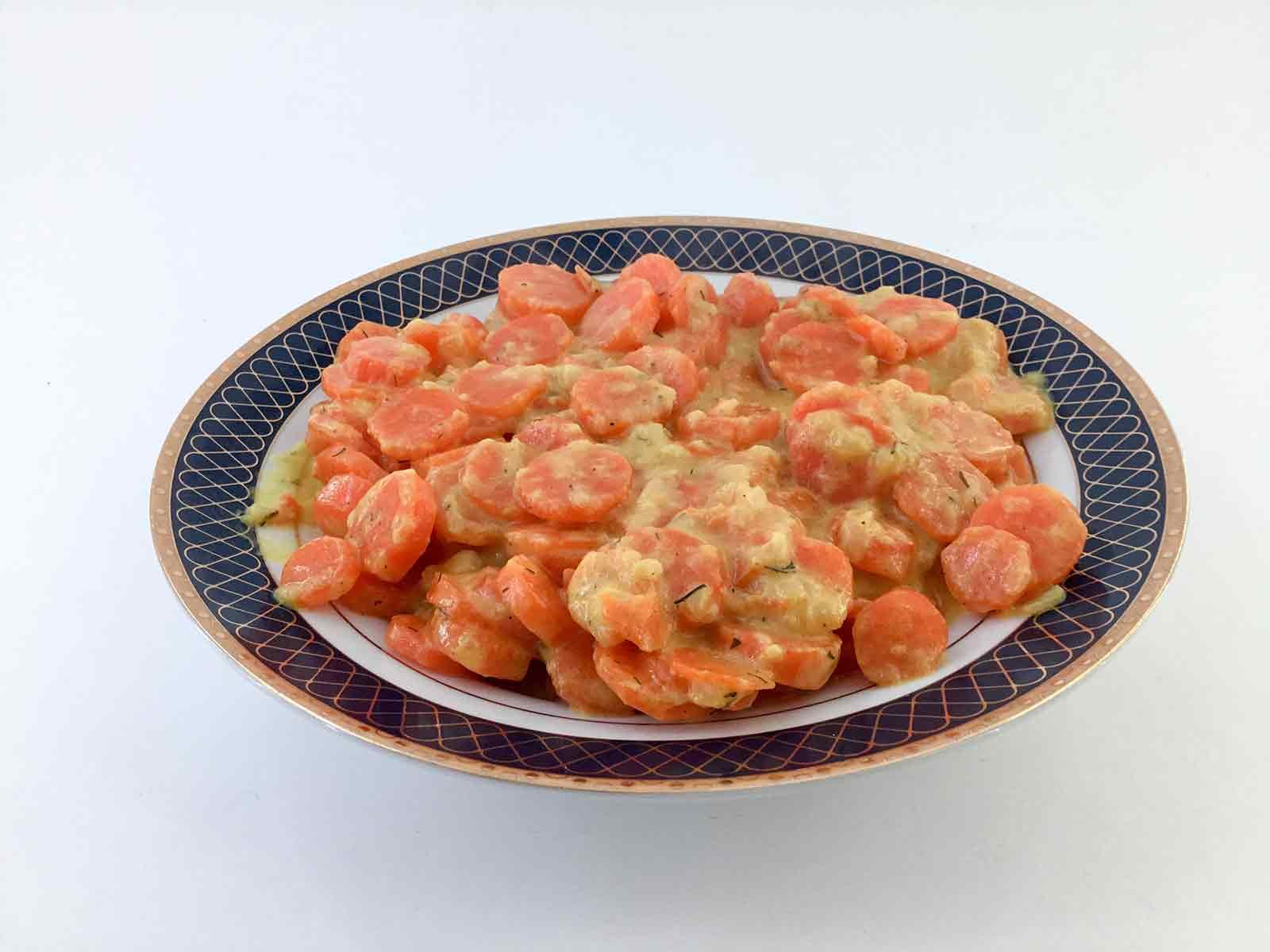 Čušpajz od šargarepe