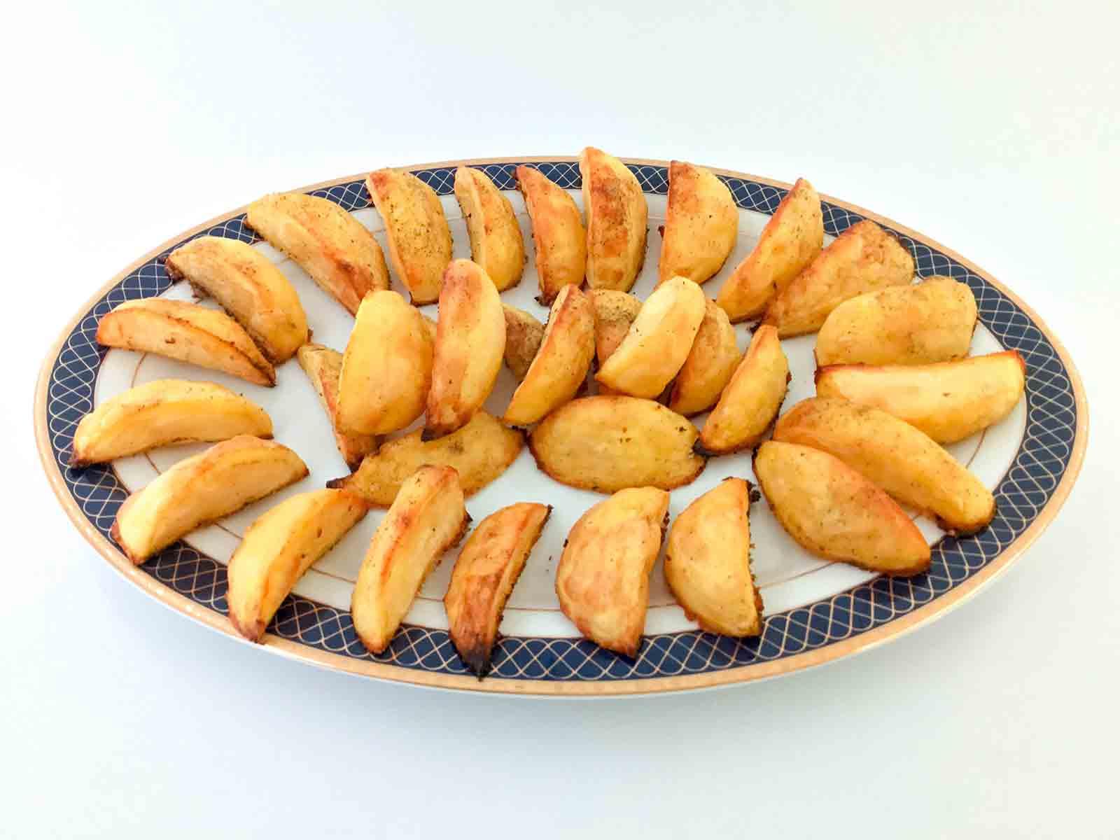 Zapečeni krompir u rerni