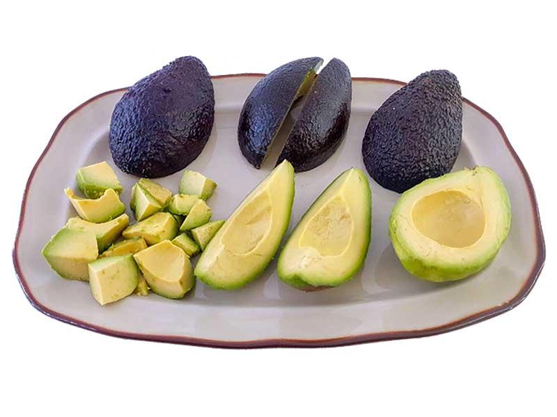Kako oguliti avokado