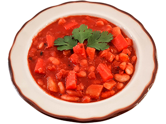 Fast Bean Stew