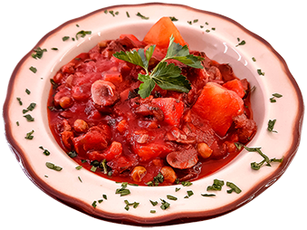 Vegan Champignon Stew