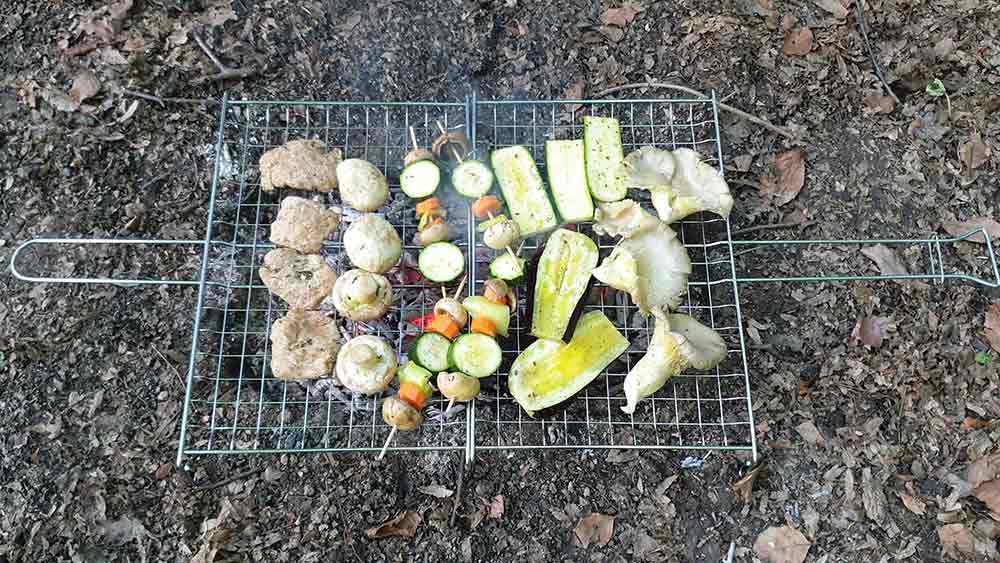 Povrće na roštilju