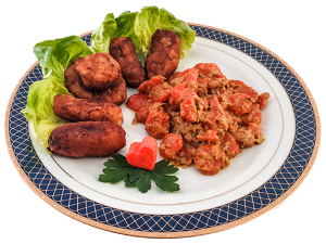 Predlog vegetarijanskog obroka