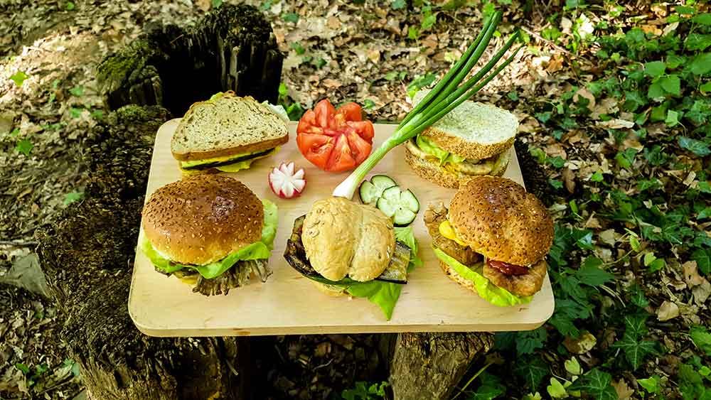 Veganski burgeri
